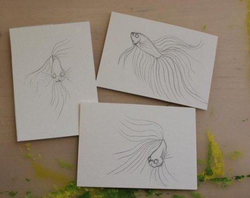 betta sketches