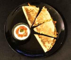 quesadilla panini 3