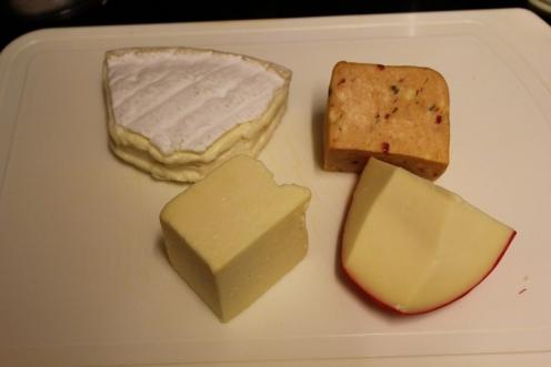 dip cheeses