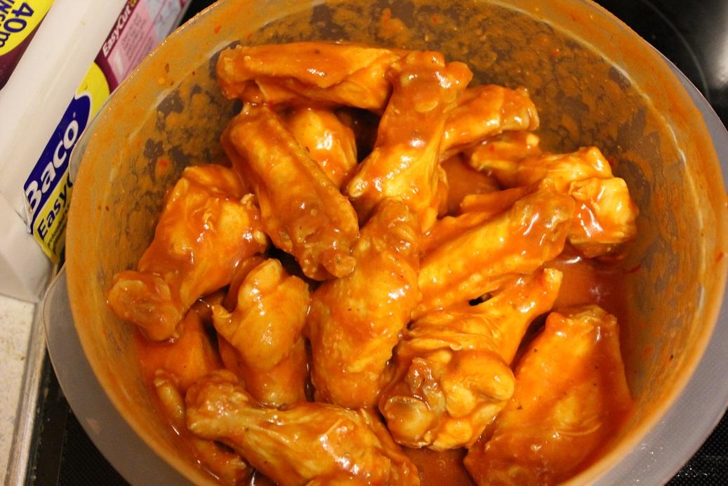 recipe: kfc sauceless hot wings recipe [8]