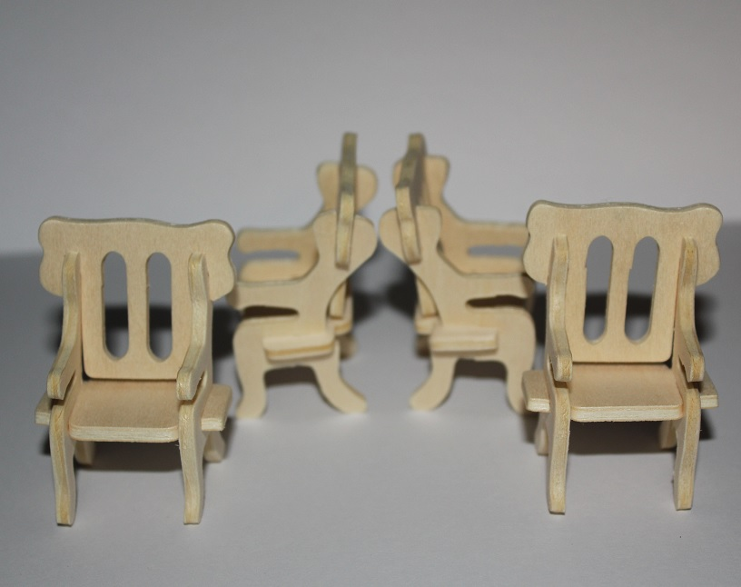 dollhouse kitchen furniture. Dining Chairs Dollhouse Kitchen Furniture