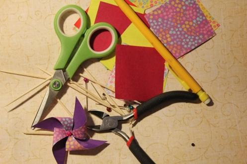 pinwheel materials