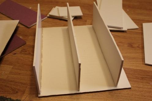 folding foamboard dollhouse 5