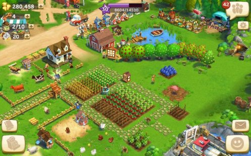 Farmville 2 country escape v2 apk keys ilimitados for Farmville 2 decorations