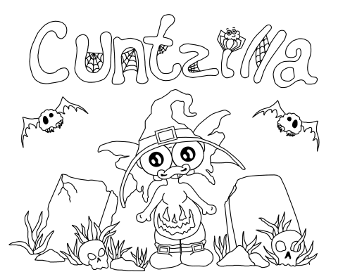 cuntzilla