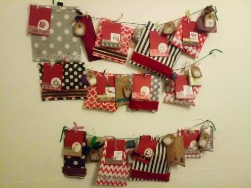 crafty advent 1
